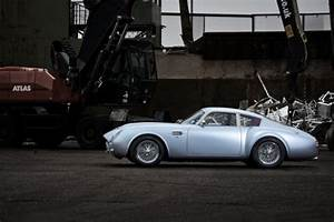 Aston Martin Db7 Conversion  Db4 Gt Zagato Evocation