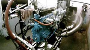 Dyno Pull 261 Stovebolt Chevrolet Going Into A 1949 Pickup