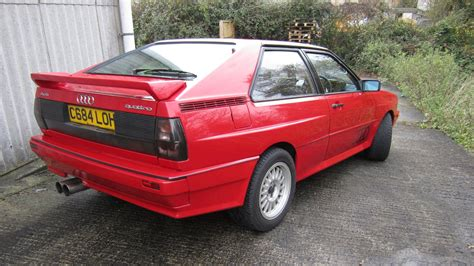 1985 Audi Ur Quattro Youtube Coupe Gt Illinois Liver