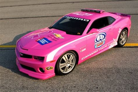 2011 Chevrolet Camaro Ss Nascar Pace Car Review