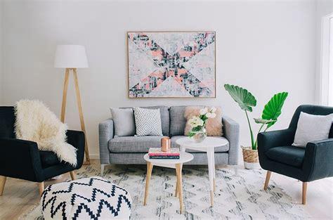 wallpaper dinding shabby 50 chic scandinavian living rooms ideas inspirations