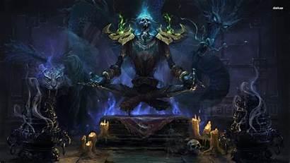Warcraft Druid Wow Rogue Wallpapers Monk Horde