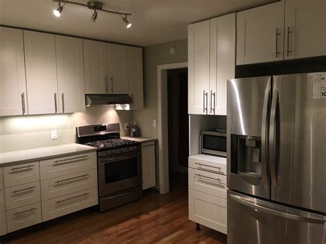 modern kitchen makeovers ikeaのシーリングスポットライトhusingeでおしゃれなled間接照明 北欧家具ブログ 4222