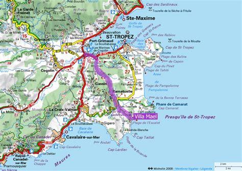 Carte Tropez by Location De Buggy Ssv Et A Tropez 83