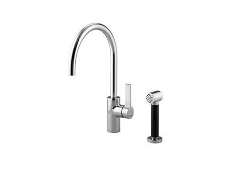 Dornbracht Kitchen Faucet With Side Spray