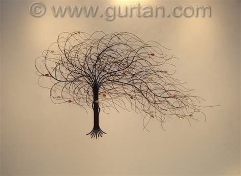 trees metal wall art metal wall sculpture home decor
