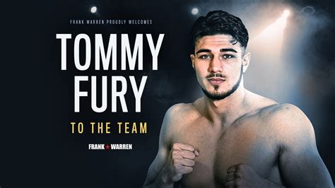It comes after love island's molly mae and tommy fury made a video highlighting the dangers of buying imported. Tommy Fury Signs For Frank Warren ⋆ Boxing News 24