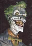 The Joker - arch enemy...