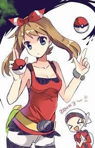 Pokemon Trainers Pokmon Pinterest