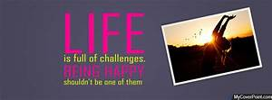 Happy Life Quotes For Facebook. QuotesGram