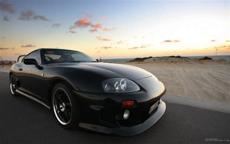 1998 Toyota Supra Wallpaper