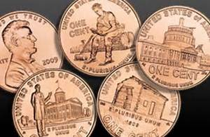 Danna Hoover: New Pennies Honor Lincoln Payday Loan Can