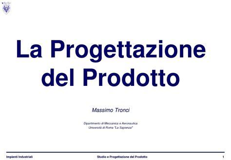 Dispense Impianti Industriali by Impianti Industriali Fattibilit 224 E Investimenti Dispense