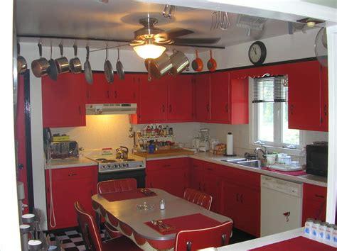 Camporeale Retro 50s Kitchen