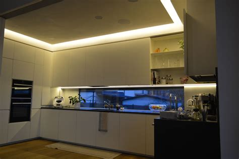 Illuminazione Led Cucina Illuminazione Cucina Proposte Ad Hoc Per Ogni Zona