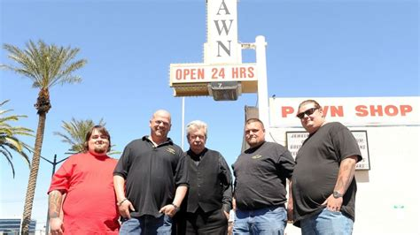 pawn stars pawn shop   melted stolen coins abc news