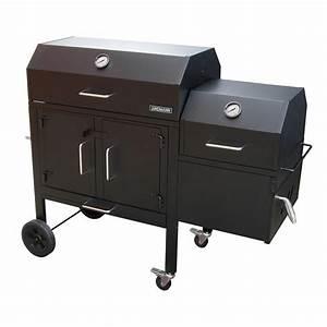Baupläne Smoker Grill : landmann black dog 42xt charcoal grill and smoker bj 39 s ~ Articles-book.com Haus und Dekorationen