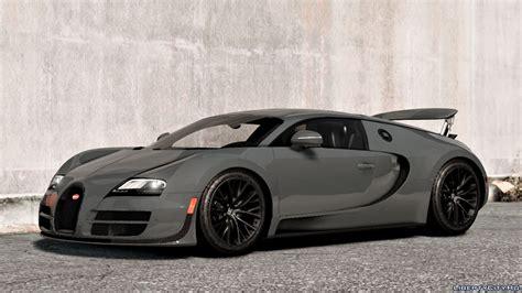 Need some gta 5 cheats? Bugatti for GTA 5: 50 Bugatti car for GTA 5