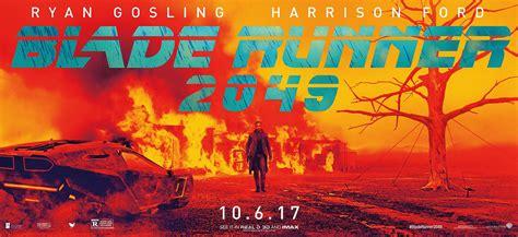 blade runner   poster  trailer addict