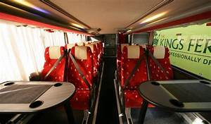 74 to 77 Seat Executive Coach For Hire | TKF