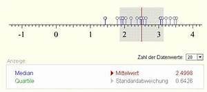 Streuungsmaße Berechnen : beschreibende statistik lernsequenz ~ Themetempest.com Abrechnung