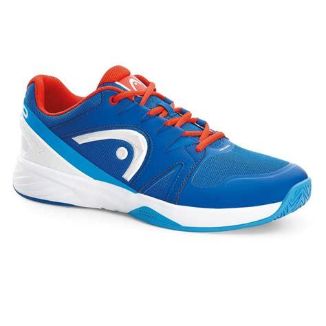 tennis shoe head nitro team men blue flame tennisplanetcouk
