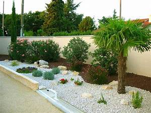 emejing deco massif exterieur photos ridgewayngcom With decoration exterieur jardin zen pierre
