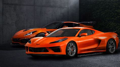 pic fvs renders   mid engine corvette
