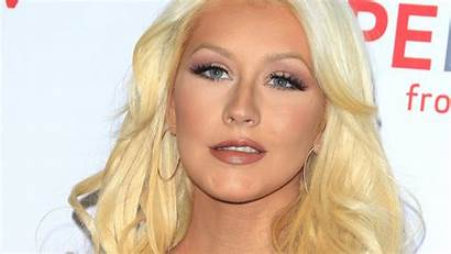 Christina Aguilera Familie Ganzen Glamping Ausflug Zeigt