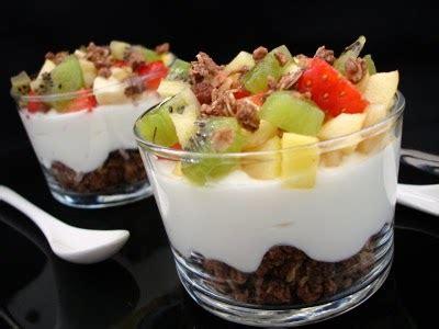 recette fromage blanc aux c 233 r 233 ales et fruits frais not 233 e 4 5