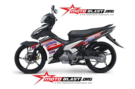 modif striping yamaha new jupiter mx wsbk steril garda motoblast