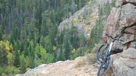 bridle trail singletracks overlook east side