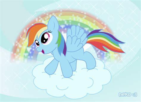 dash con rainbow dash by mcsadat on deviantart