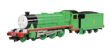 Henry The Green Engine (with Moving Eyes) (ho Scale