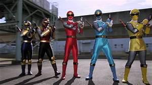 "Power Rangers Super Megaforce: ""Super Megaforce"" Morph ..."
