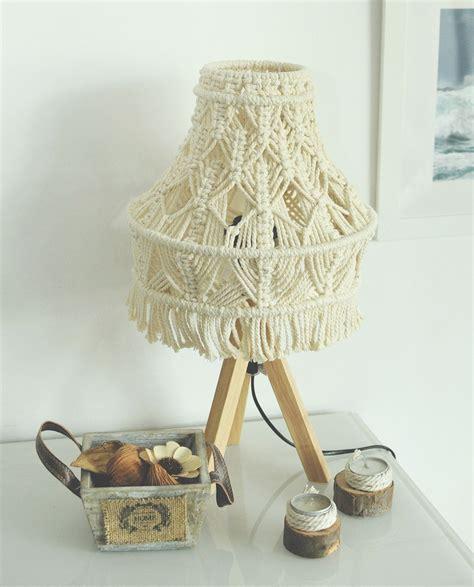 macrame lamp shade boho macrame lamp bohemian lamp