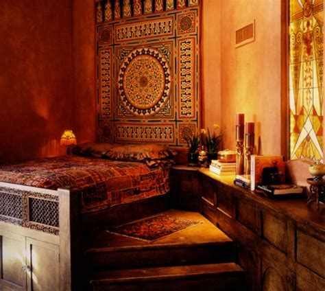 create a moroccan day bed or decorate a bench with a soft