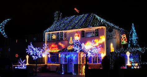 grandlite company christmas lights christmas 2014 search for surrey 39 s best decorated house