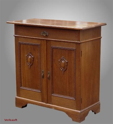 Anrichte, Jugendstil, Eiche  Antike Möbel Von