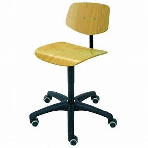 Sitzhöhe Stuhl Norm : stuhl modell 6125 mit rollen von lotz 139 90 ~ One.caynefoto.club Haus und Dekorationen