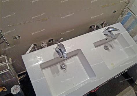 Fixation Meuble Salle De Bain Suspendu Dans Placo