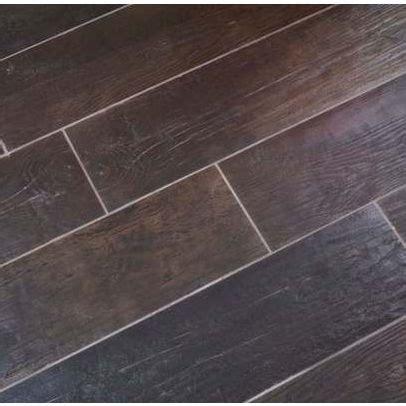 faux bois wood porcelain tiles living rooms