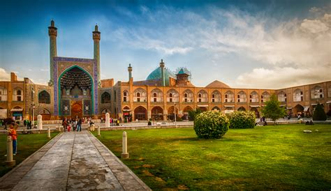 Imam Square Isfahan Iran