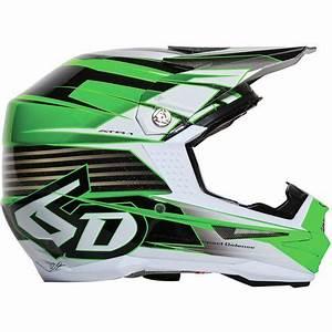 6D Helmets ATR 1 Helmet Rush