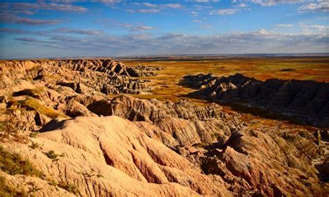 badlands national park geology alltrips