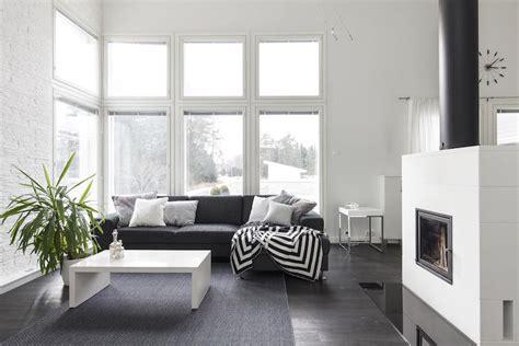 interior design  black  white  bold effects