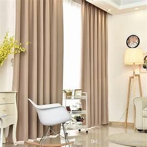 2018 silk curtain blackout window drapes modern window With modern window curtains 2018