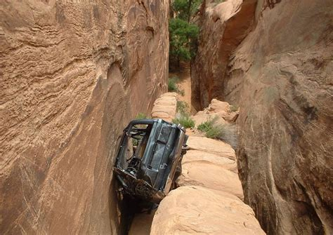moab lions back off roading heaven hell s revenge lion s back brain
