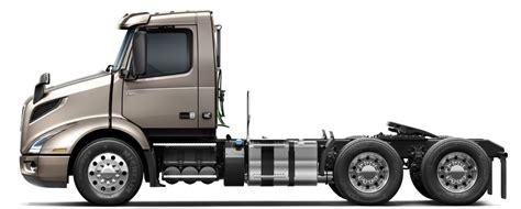 new volvo semi truck new volvo vnr semi truck volvo trucks usa