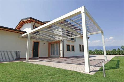 Veranda Definizione by Pergola Moderna In Alluminio Autoportante E Copertura In